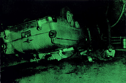 warhol-car-crash-green